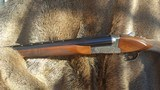 Engraved Winchester Model 23 Ducks Unlimited Edition Double Barrel 20 Gauge - 5 of 12