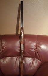 Engraved Winchester Model 23 Ducks Unlimited Edition Double Barrel 20 Gauge - 10 of 12