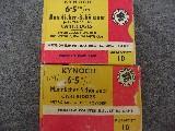 6.5 Mannlicher-Schonouer (6.5x54) Kynoch - 1 of 1