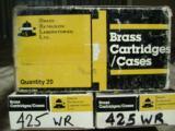 425 Westley Richards Bell Brass