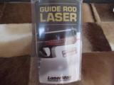 Lasermax Guide Rod Laser Glock 26 27 33