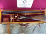 Holland and HollandSidelockSingle TriggerEjectorShotgun 12 Gauge - 1 of 15