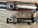Johannsen .416 Rigby Double Square Bridge Magnum Length Mauser with ERA Quick Detach Mounts - 12 of 23