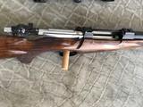 Johannsen .416 Rigby Double Square Bridge Magnum Length Mauser with ERA Quick Detach Mounts - 23 of 23