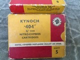 Kynoch .404 Ammo Soft and Solids - 4 of 5