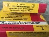 Kynoch .375 Magnum Rimless - 2 of 3