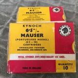 Kynoch 6.5 Mauser Softpoint