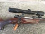 Marholt - Peterlongo Austrian 458 Winchester, very best grade, special order