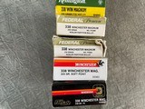.338 WINCHESTERMAG MIXED19 ROUNDSAND 4 PEICES NEW BRSS - 3 of 4
