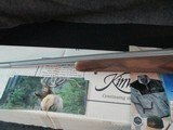 Kimber Classic Varmint Stainless Fluted.22LR **New in Box** - 10 of 12