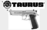 TAURUS PT100 STAINLESS 5