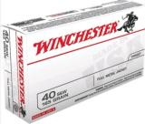 40 S&W AMMO IN STOCK AT CLOSEOUT PRICES