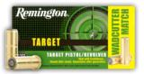 38 SPECIAL 148GR LEAD WADCUTTER REMINGTON TARGET MATCH 500 RDS - 1 of 2