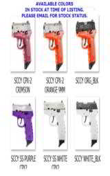SCCY 9MM CPX2PISTOL 10RD 2 MAGS INCL.
