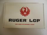 RUGERLCR- LM380ACPWITHBUILTINLASER,6 + 1ROUNDS - 12 of 15