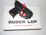 RUGERLCR- LM380ACPWITHBUILTINLASER,6 + 1ROUNDS - 11 of 15