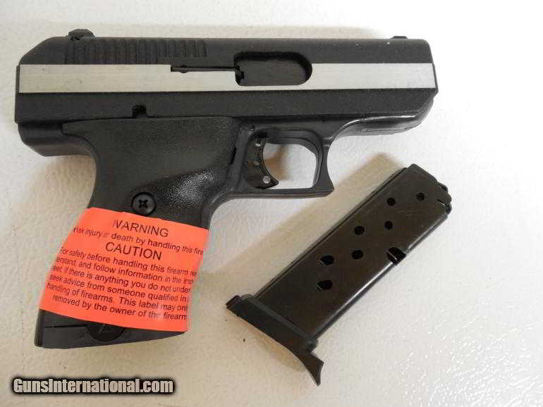 HI - POINT CF380 PISTOL, 380 ACP COMBAT SIGHTS, 8 ROUND