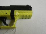 WALTHERP - 22LIMECARBON ,COMBATSIGHTS,10 + 1ROUNDS,3.4