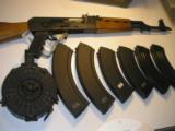 AK-47CENTURY,N- PAP-M70,7.62 x 39,2 - 30ROUNDMAG - 1 of 15