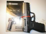 TAURUSPT 24 / 7G2S / S9-MM,COMESWITH2 - 17ROUNDMAGS- 12 of 15