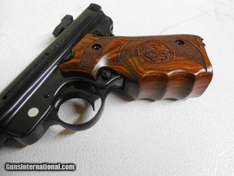 Ruger Mark Iii Laminate Target Grips 10159 5 5 Quot Barrl