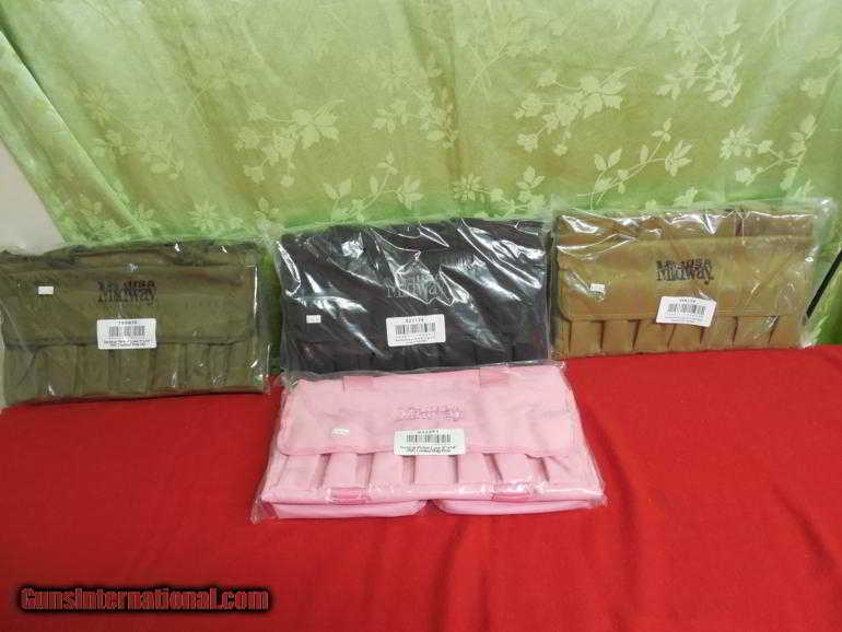 TACTICAL PISTOL CARRING CASES 400 MAGAZINE HOLDERS 40 COLORS Impressive Colorful Magazine Holders