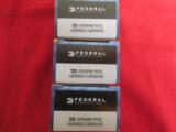 357 MAGNUMFEDERAL125 GR.JACKETEDHOLLOWPOINT20RD.BOXES,1440 F.P.S. - 2 of 10