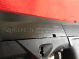 BERETTAPX-4STORM9-MM,2 - 17ROUNDMAGS,COMBATSIGHTS,Grips :3 Interchangeable BackstrapsNEWINBOX - 8 of 15