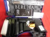 BERETTAPX-4STORM9-MM,2 - 17ROUNDMAGS,COMBATSIGHTS,Grips :3 Interchangeable BackstrapsNEWINBOX - 1 of 15