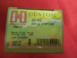 50 AEHORNADYCUSTOM300 GRAINXTP / HP1475 F.P.S.20ROUNDBOXES- 6 of 13