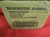 22 L.R.AMMO,WINCHESTER,100RD.BOXES,1330 F.P.S.37 GR.ROUNDNOSEHO;;OWPOINT - 2 of 9