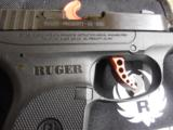 RUGERL.C.P.ALLNEW380CUSTOM ,COMES WITH AWIDE REDSKELTONIZED ALUMINUM TRIGGER,NEWINBOX - 5 of 13
