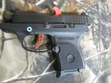 RUGERL.C.P.ALLNEW380CUSTOM ,COMES WITH AWIDE REDSKELTONIZED ALUMINUM TRIGGER,NEWINBOX - 3 of 13