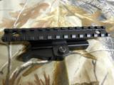 AR - 15 / M-16RAISERWITHQUICKRELEASE,WEAVERMOUNT,NEWINBOX !!!!!