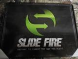 SLIDE FIREFORRUGER10 / 22COMPLETETACTICALSYSTEM( THETAC-22KIT )N.I.B. - 1 of 9