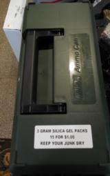 GELLPACKS( WIDGETCO )3 GRAMPACKSDESICCANTPACKS,KEEPSYOURAMMODRY.- 6 of 13
