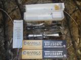 OPTICS,BARSKASCOPE( BARSKAPERCISION )3X9X40-MM,BLACKORSILVER,FACTORYNEWINBOX. - 2 of 16