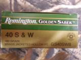 40 S&W