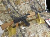 """GSG / ATIAK-4722L.R.GSGG2224AK47RAK-47 Rebel16.5"""" Semi-Auto22LR24+1 WoodStkBlkFACTORYNEWINBOX - 4 of 16"""