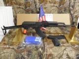 AK - 47,7.69X39,MODELAKN247UF,2 - 30ROUNDMAGAZINES,FOLDINGSTOCK,ALLBLACKNEWINBOXMADEINTHEU. S. A.- 3 of 21