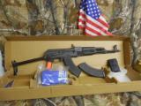 AK - 47,7.69X39,MODELAKN247UF,2 - 30ROUNDMAGAZINES,FOLDINGSTOCK,ALLBLACKNEWINBOXMADEINTHEU. S. A.- 2 of 21