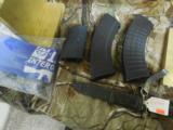 AK - 47,7.69X39,MODELAKN247UF,2 - 30ROUNDMAGAZINES,FOLDINGSTOCK,ALLBLACKNEWINBOXMADEINTHEU. S. A.- 13 of 21