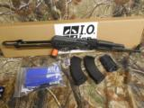 AK - 47,7.69X39,MODELAKN247UF,2 - 30ROUNDMAGAZINES,FOLDINGSTOCK,ALLBLACKNEWINBOXMADEINTHEU. S. A.- 16 of 21
