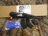 AK - 47,7.69X39,MODELAKN247UF,2 - 30ROUNDMAGAZINES,FOLDINGSTOCK,ALLBLACKNEWINBOXMADEINTHEU. S. A.- 15 of 21