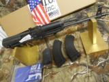 AK - 47,7.69X39,MODELAKN247UF,2 - 30ROUNDMAGAZINES,FOLDINGSTOCK,ALLBLACKNEWINBOXMADEINTHEU. S. A.- 10 of 21