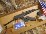 AK - 47,7.69X39,MODELAKN247UF,2 - 30ROUNDMAGAZINES,FOLDINGSTOCK,ALLBLACKNEWINBOXMADEINTHEU. S. A.- 1 of 21
