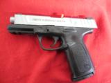 """S&W9-MM,SD9VE,Smith & Wesson,223900,4""""BARREL16+1TWO MAGS.Blk Poly Grip Black Frame/SS Slide,FACTORYNEWINBOX - 4 of 16"""