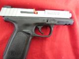 """S&W9-MM,SD9VE,Smith & Wesson,223900,4""""BARREL16+1TWO MAGS.Blk Poly Grip Black Frame/SS Slide,FACTORYNEWINBOX - 3 of 16"""