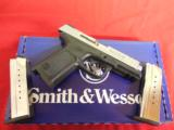"""S&W9-MM,SD9VE,Smith & Wesson,223900,4""""BARREL16+1TWO MAGS.Blk Poly Grip Black Frame/SS Slide,FACTORYNEWINBOX - 11 of 16"""