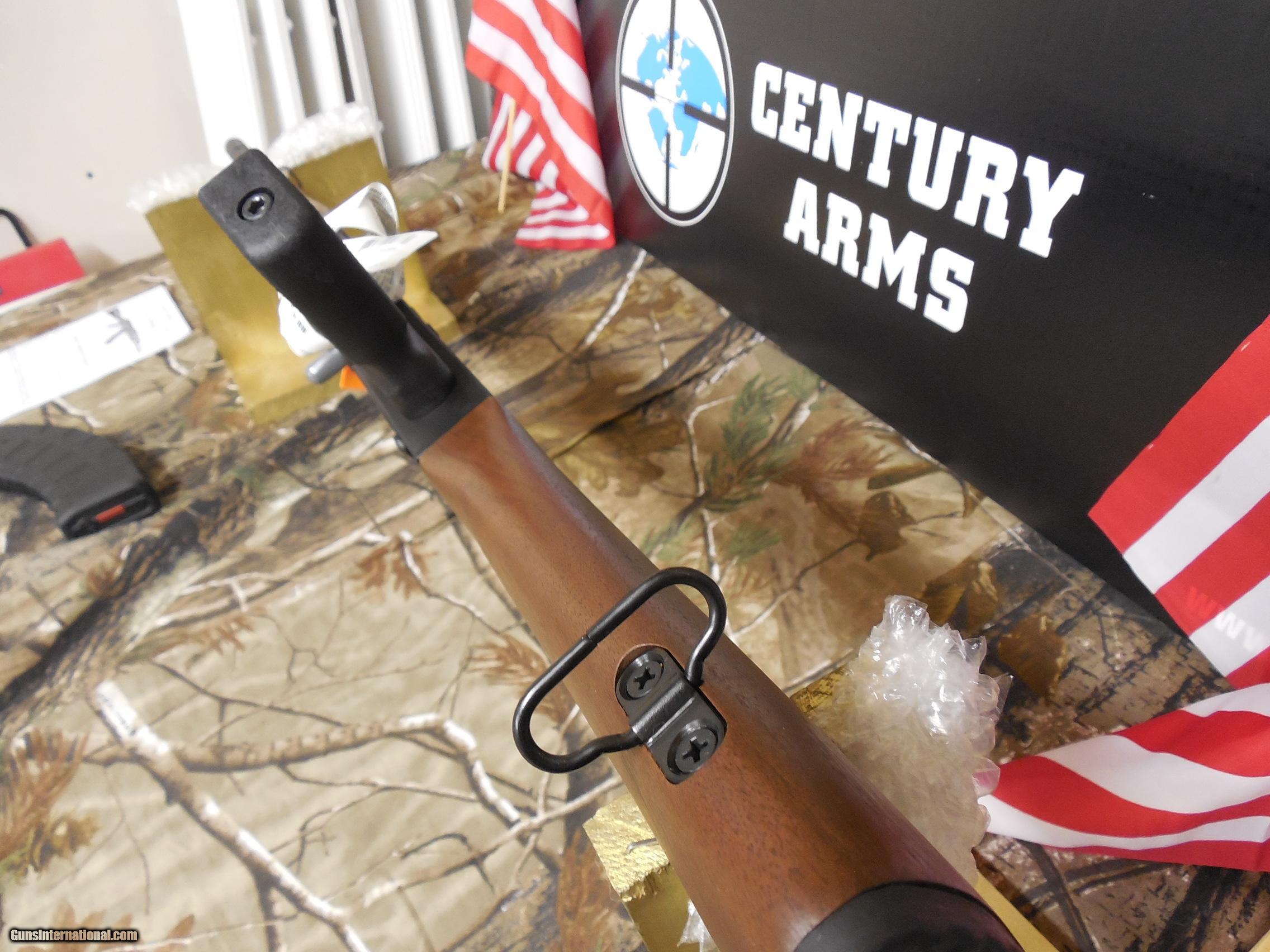 CENTURY ARMS C39V2 AK-47, 7 62 X 39, MILLED RECIEVR, Black